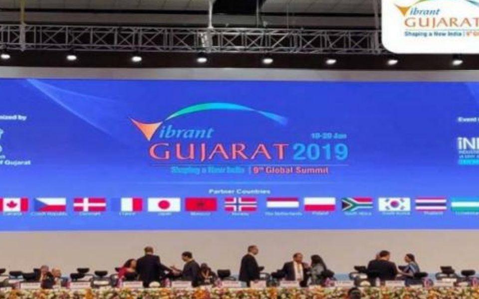 PM Modi inaugurated the Vibrant Gujarat Summit, will comprise 3000 representatives from 100 countries